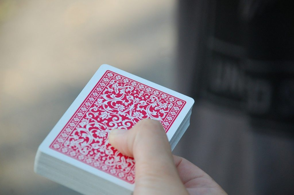 cards, play cards, game